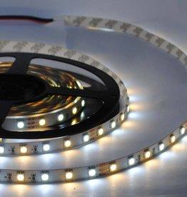 Striscia LED 5050 60 LED/m - Bianco caldo ~ Bianco - per 50cm