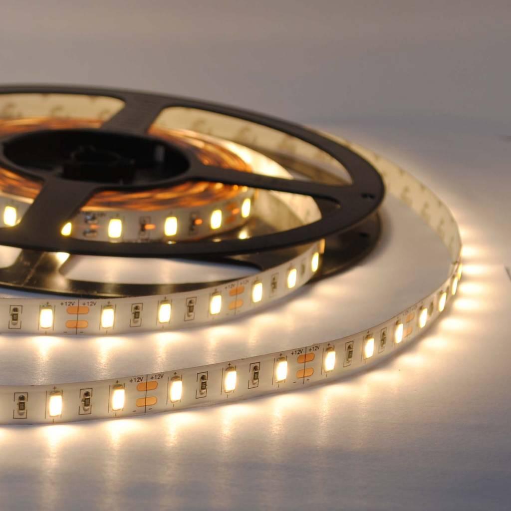 tira led flexible 5630 60 led m blanco c lido par 50cm