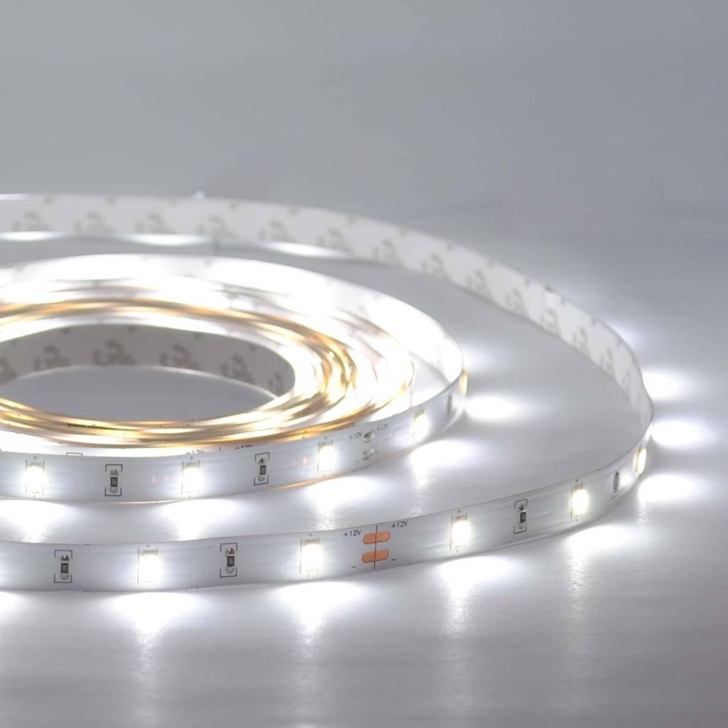 led en bande auto adh sive 5630 smd 30 led m blanc par 50cm. Black Bedroom Furniture Sets. Home Design Ideas