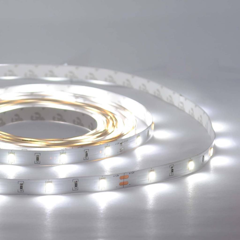 led strip 5630 smd 30 led m white per 50cm. Black Bedroom Furniture Sets. Home Design Ideas