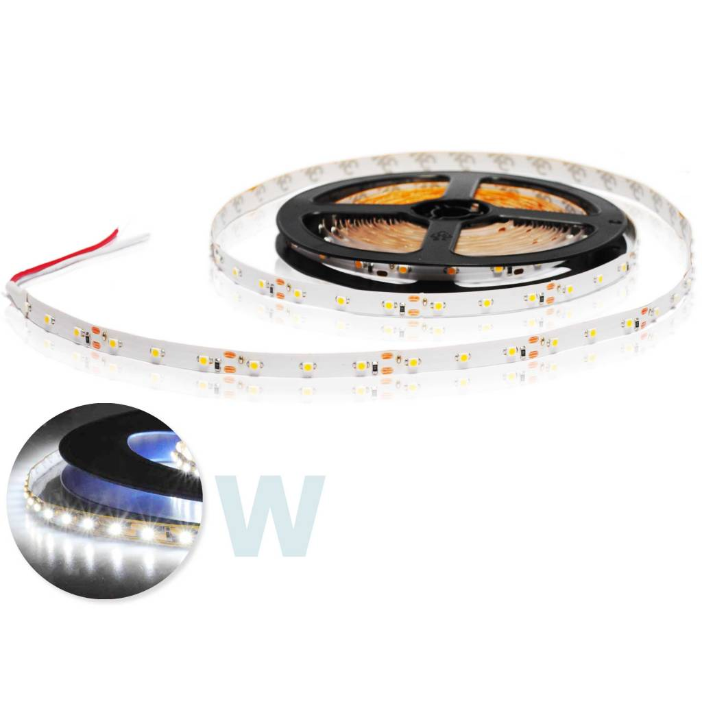 LED Strip Pure White - per 50cm
