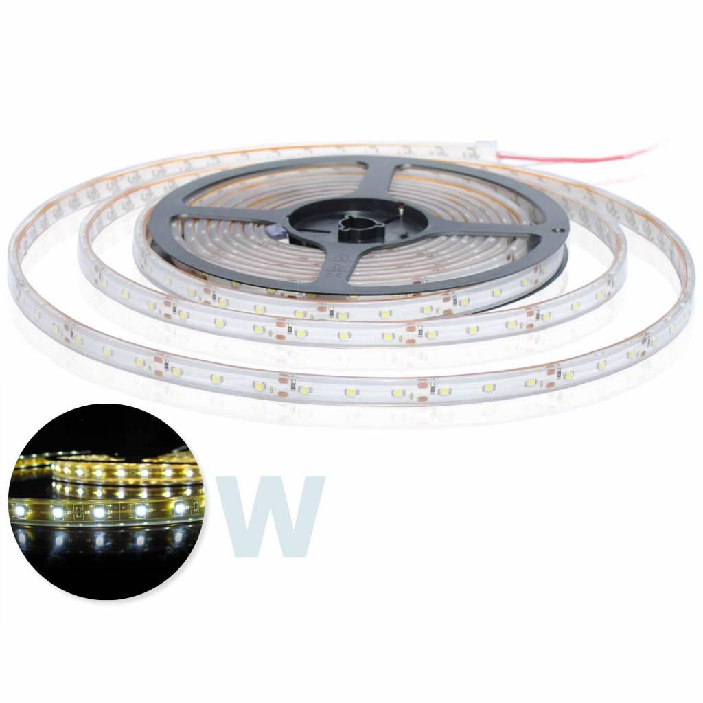 LED Strip White Waterproof - per 50cm