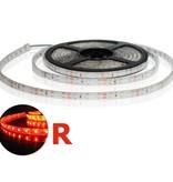 Striscia LED Rosso Impermeabile (IP68) - per 50cm