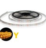 LED Strip Flexibel Waterdicht Geel per 50cm