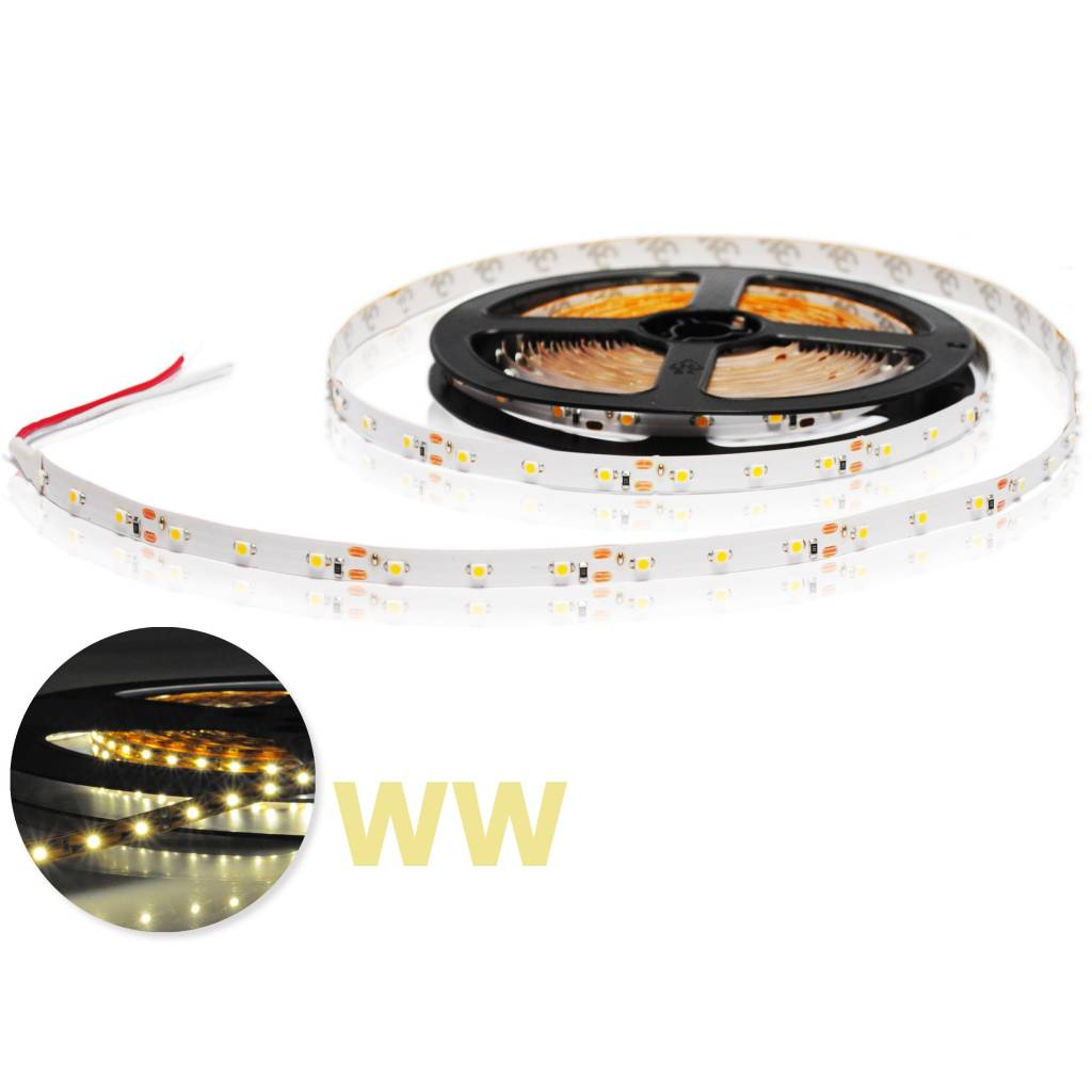 LED Strip Flexibel Warm Wit per 50cm