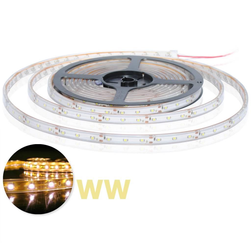 LED Strip Warm White Waterproof - per 50cm