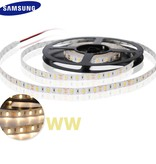 LED Strip 5630 SMD 60 LED/m Warm White - per 50cm