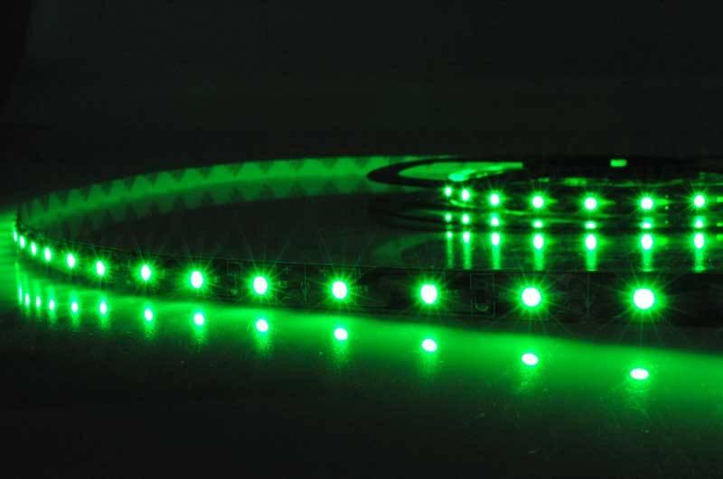 Grün 60 LED / m Komplett