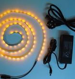 Gelb 60 LED / m Komplett