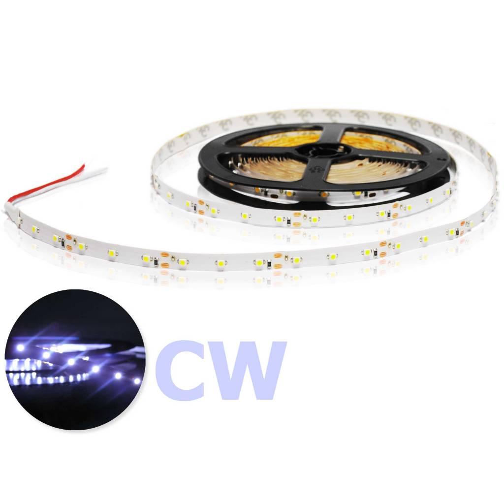 Koud Wit 60 LED/m LED Strip Set