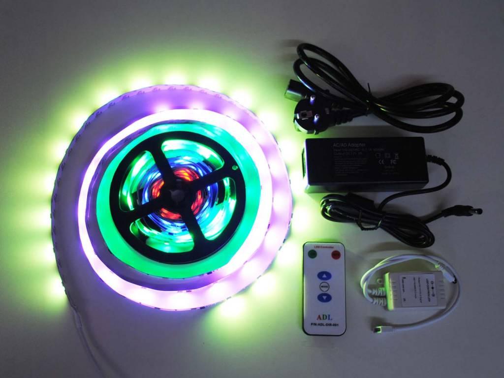 Digital LED Strip 30 LED/m Set Complete