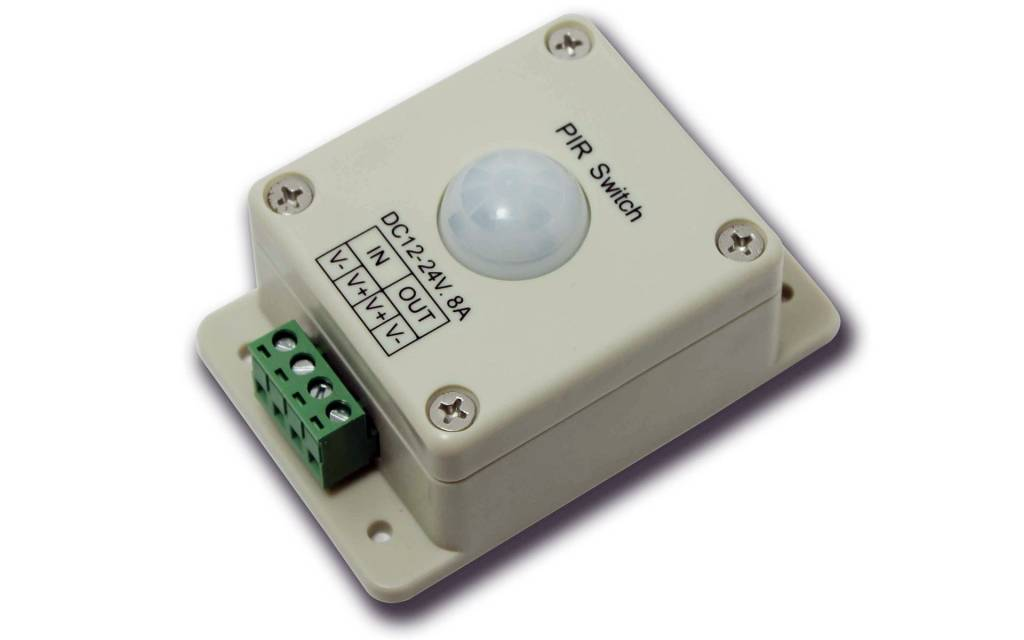 Detector de movimiento pir - Detector de movimiento ...