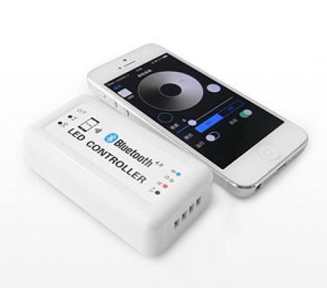 Bluetooth Controller für Android und iOS