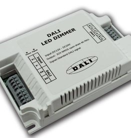 DALI LED Strip Dimmer (3 channels)