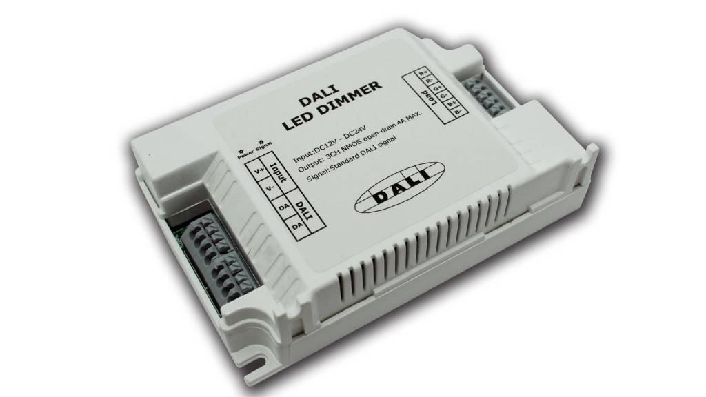Dali LED Strip Dimmer 3 kanalen
