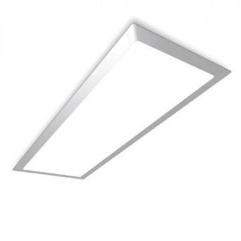 90x30cm LED Panel 54W White 4000K
