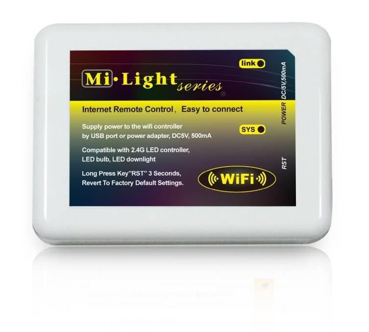 Módulo WiFi para Controlador 4 zonas