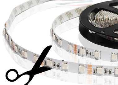 LED en bande flexible