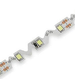 LED S-Vormige-Strip 2835 60 LED/m Wit - per 50cm