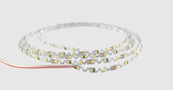 LED Shape Strip 2538 Weiss - je 50cm