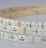 LED Strip RGB-WW Single-Chip 60 LED/m Flexible - per 50cm