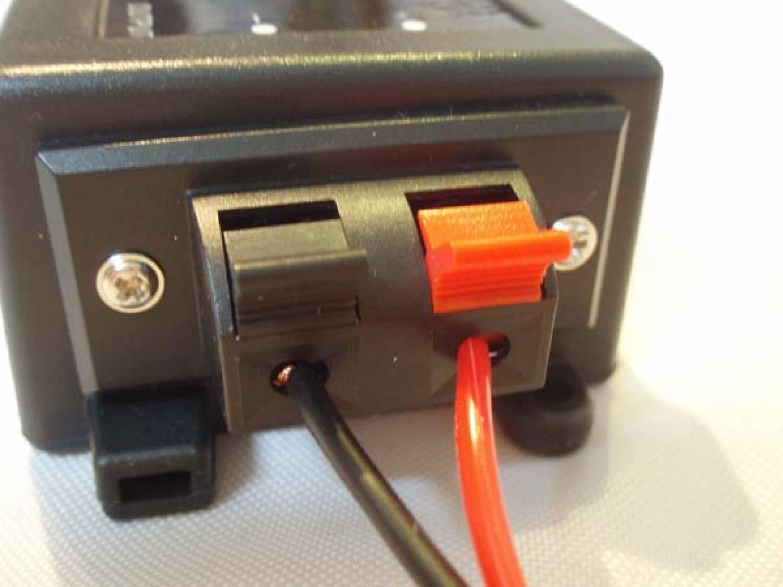LED-Dimmer mit Wand-Fernbedienung