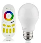 Bombilla LED E27 WiFi RGBWW 230V 6 Vatios