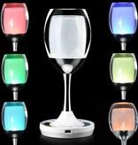 Lámpara de mesa Copa de Vino LED WiFi RGBWW