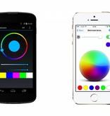 Controlador wLightbox RGBW con WiFi - Ajuste el color de Tira LED RGB con su smartphone!