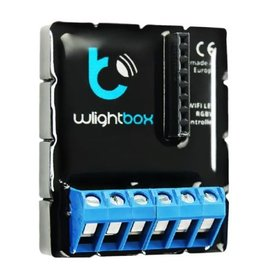 wLightBox Controller Wireless WiFi RGBWW