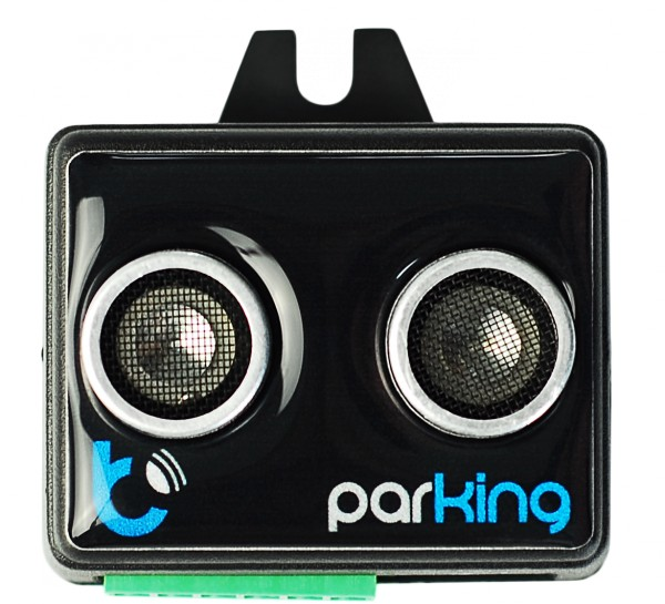 Park Distance Control für RGB-LED-Streifen