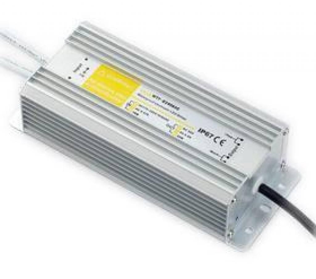 Adapter 120 Watt Waterdicht 24 Volt. 5 Ampere