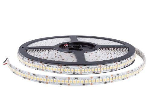 Tira LED Flexible - 240 LED/m Blanco Impermeable - por 50cm
