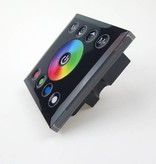 LED Wanddimmer RGBW Touch-Panel