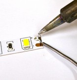 LED Strip 5630 SMD 30 LED/m Warm Wit - per 50cm - High Power 12W/m