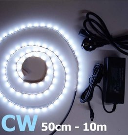 Bande LED Blanc Froid 60 LED / m Kit