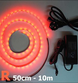 Rot 60 LED / m Komplett