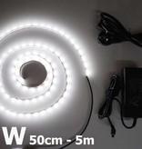 White 5630 60 LED/m Complete