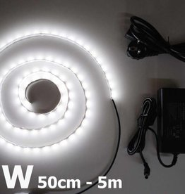 White 5630 60 LED/m Complete