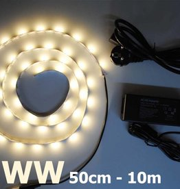 LED Strip Set Warm Wit 5630 30 LED/m