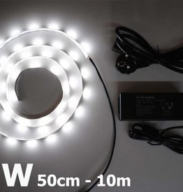 Bande LED Blanc 5630 30 LED / m Kit