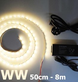 Warm White 5050 60 LED/m Complete