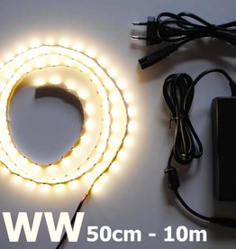 Bande LED Blanc Chaud 60 LED / m Kit