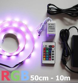 RGB Multicolore 30 LED / m completo