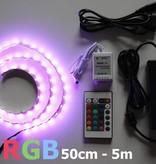 LED Strip Set RGB Meerkleuren 60 LED/m