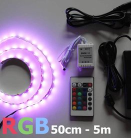 RGB Multicolore 60 LED / m completo