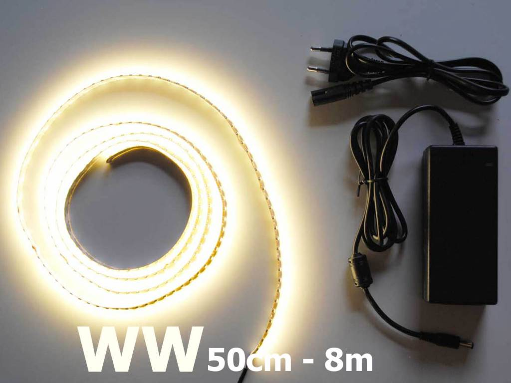 LED Strip Set Warm Wit 120 LED/m