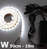 Blanco 60 LED / m completa
