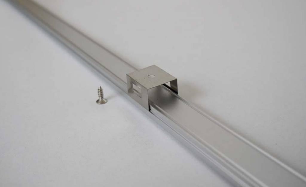 LED Leiste 50 Zentimeter Weiß - 5050 SMD 7.2W - AUSVERKAUF