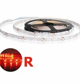 LED Streifen 120 LED/m Rot - je 50cm